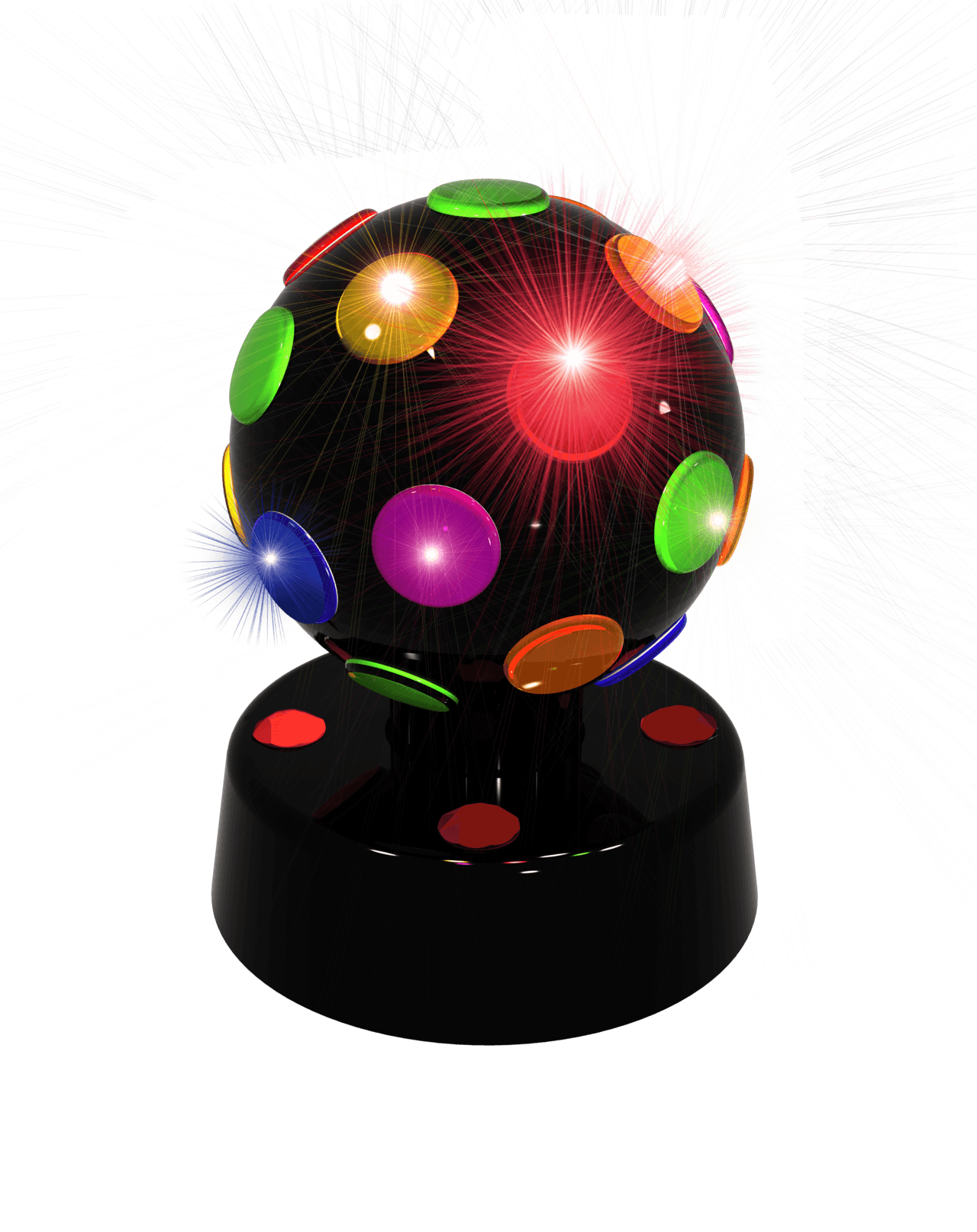Party light . Lighting clipart disco lights