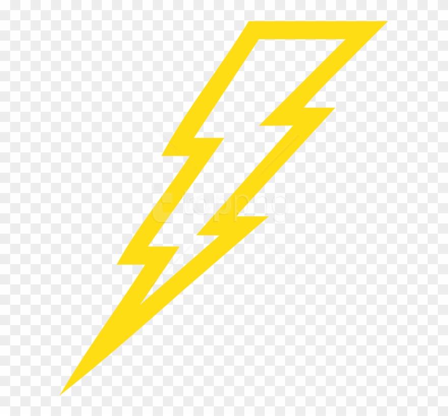 Lighting clipart lightning strike. Free png download photo