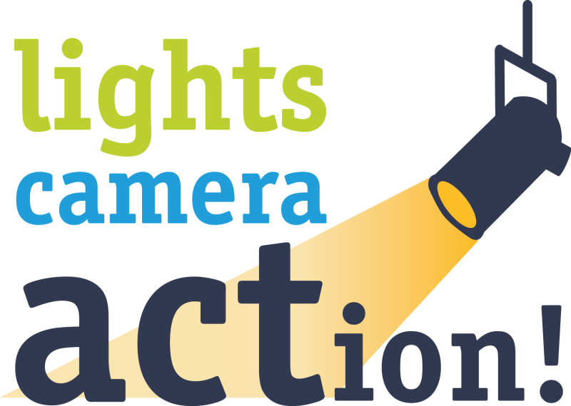 Lighting clipart lights camera action. Ourclipart pin