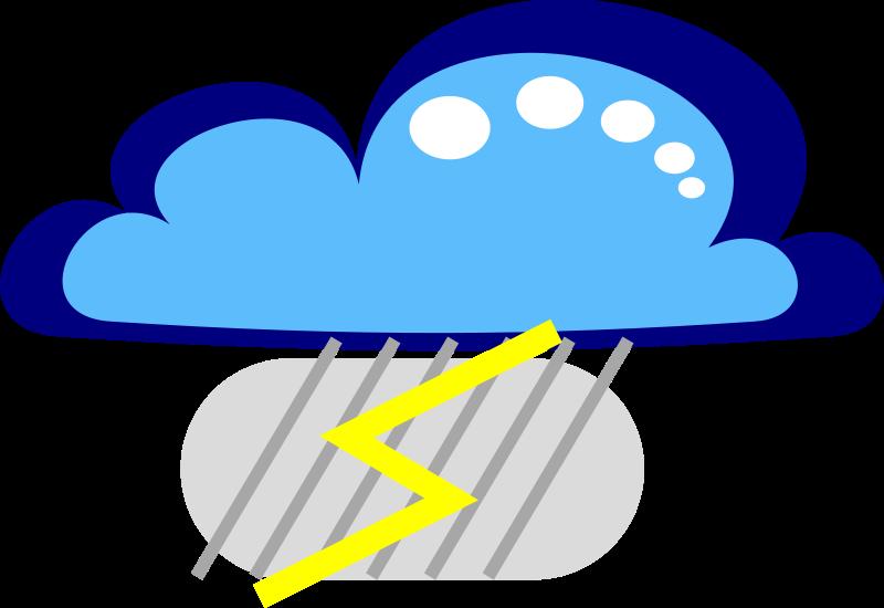 Free new freedownloadscom. Lightning clipart thundercloud
