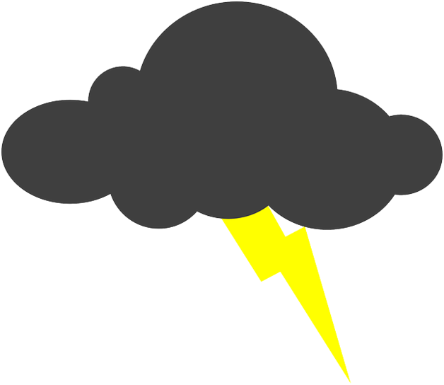 Lighting clipart thunderstorm safety. Lightning myths vs facts