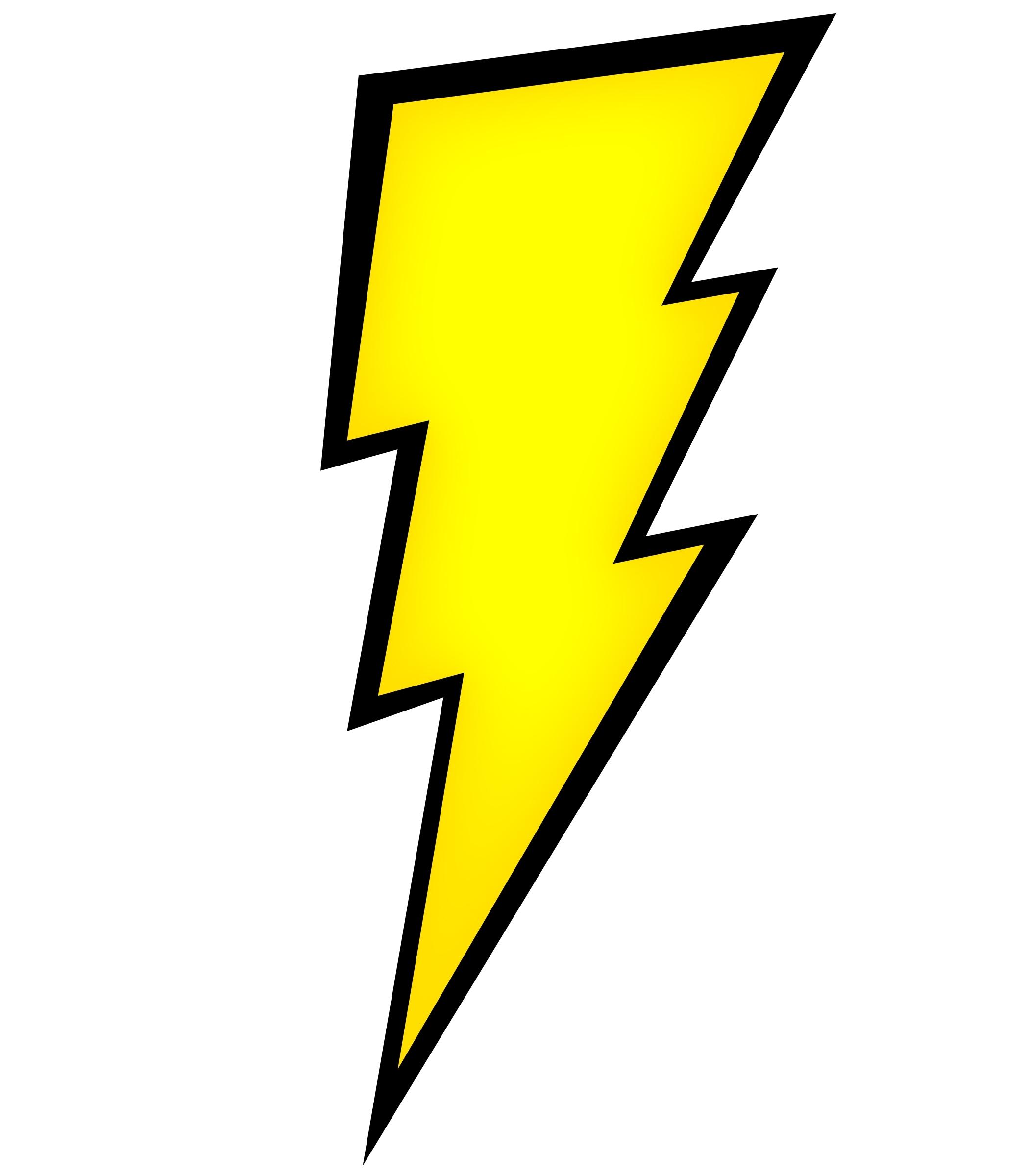 . Lightning clipart