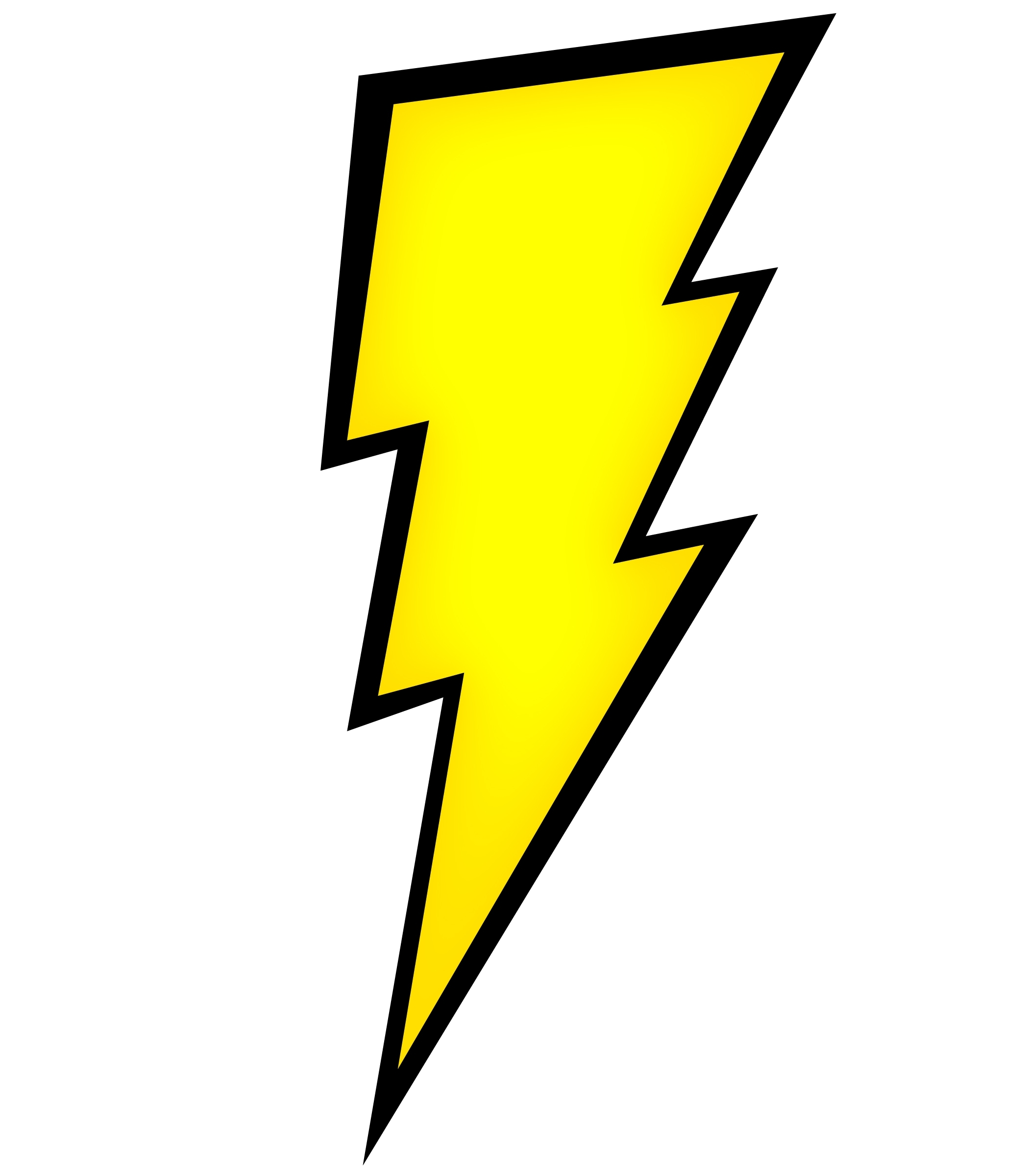 Free bolt art download. Lightning clipart