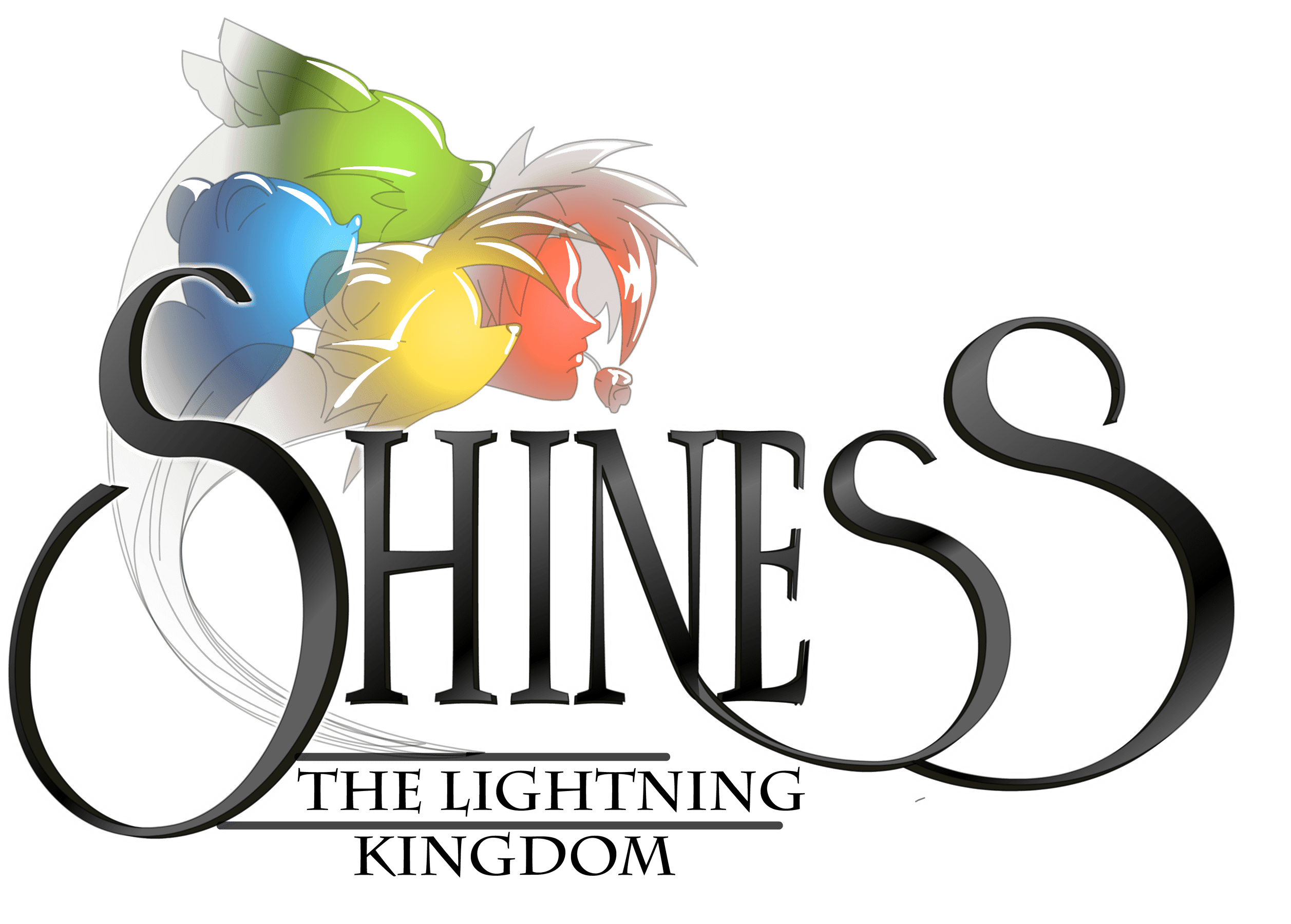 Lightning clipart artistic. Shiness the kingdom a