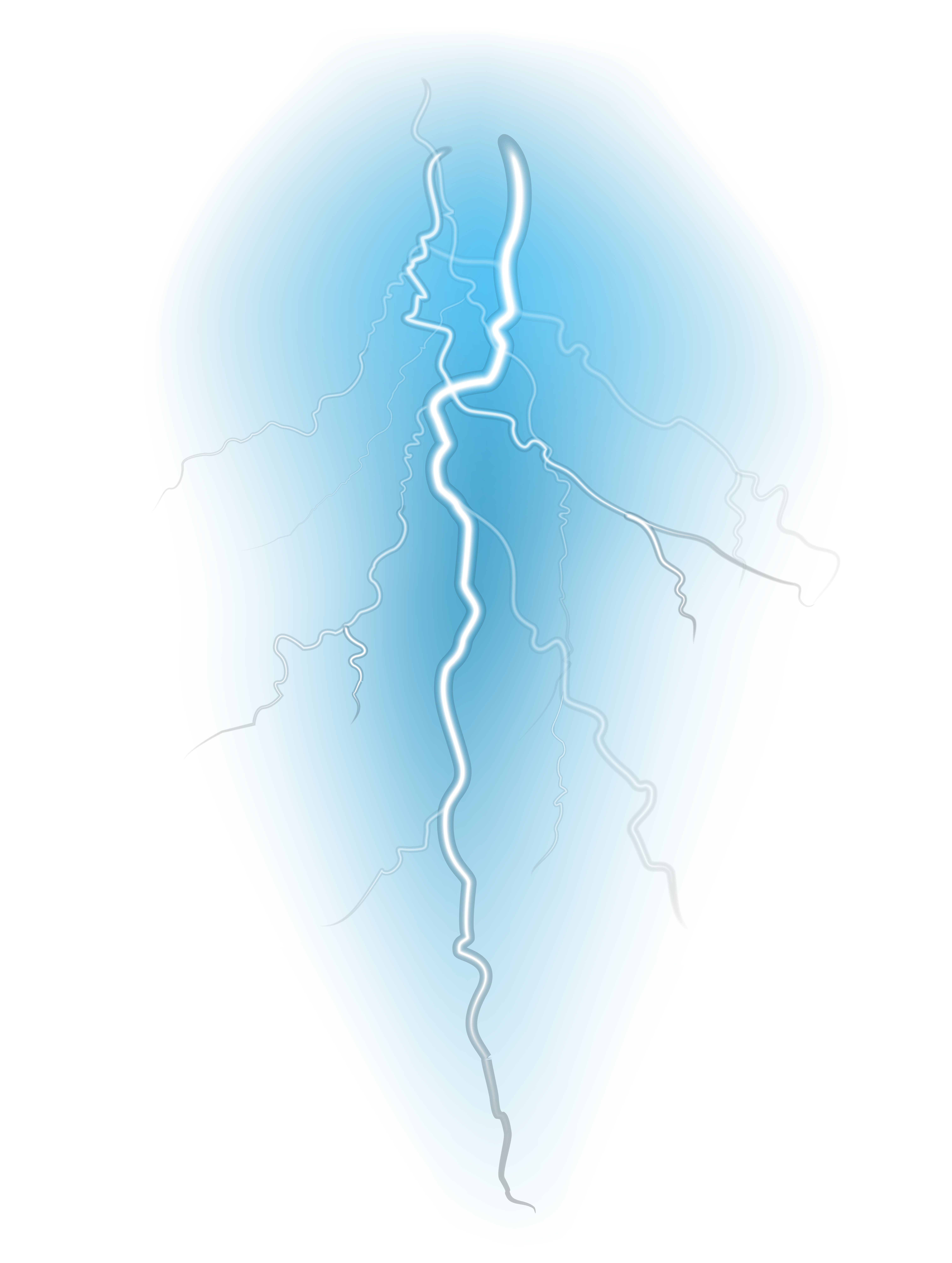 Lightning clipart blue.  collection of transparent