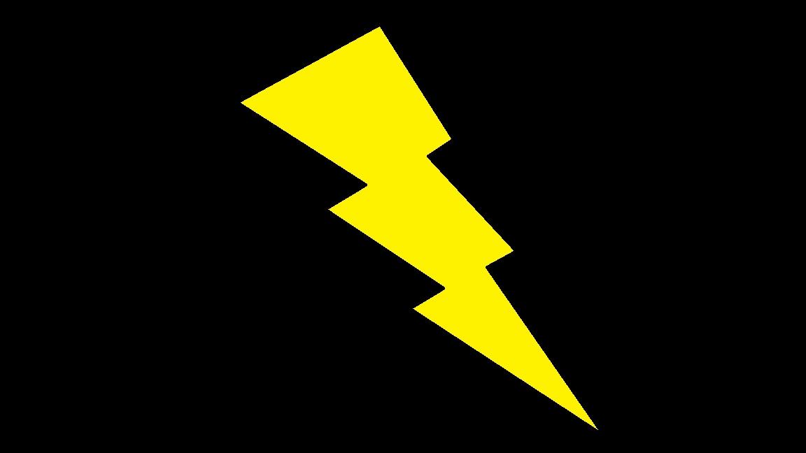Lightning clipart clip art. Bolt free image transparent