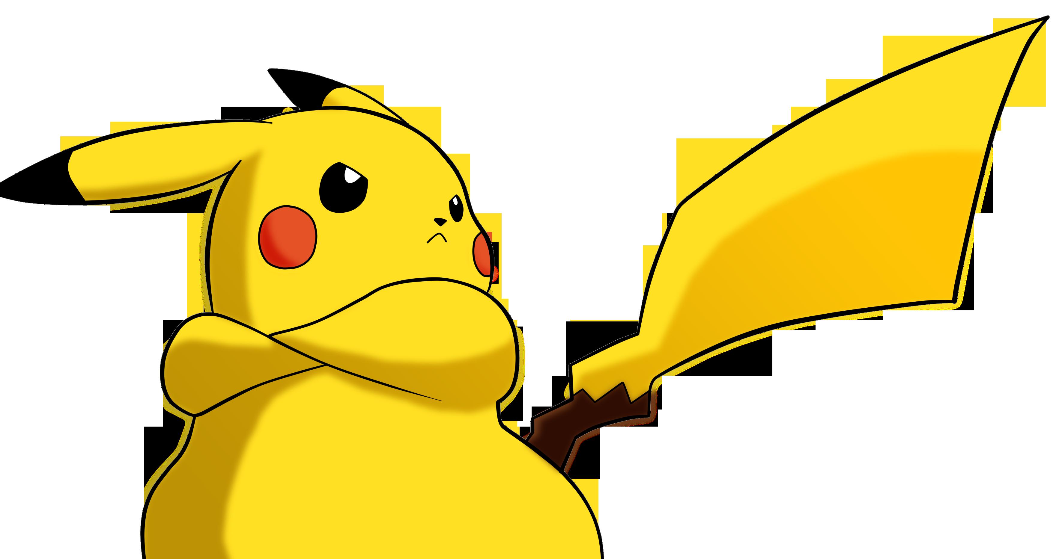 The tudyk intolerance litmus. Pikachu clipart lightning