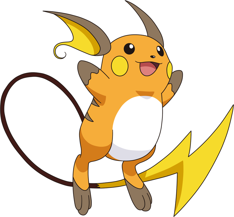 Pikachu ear down