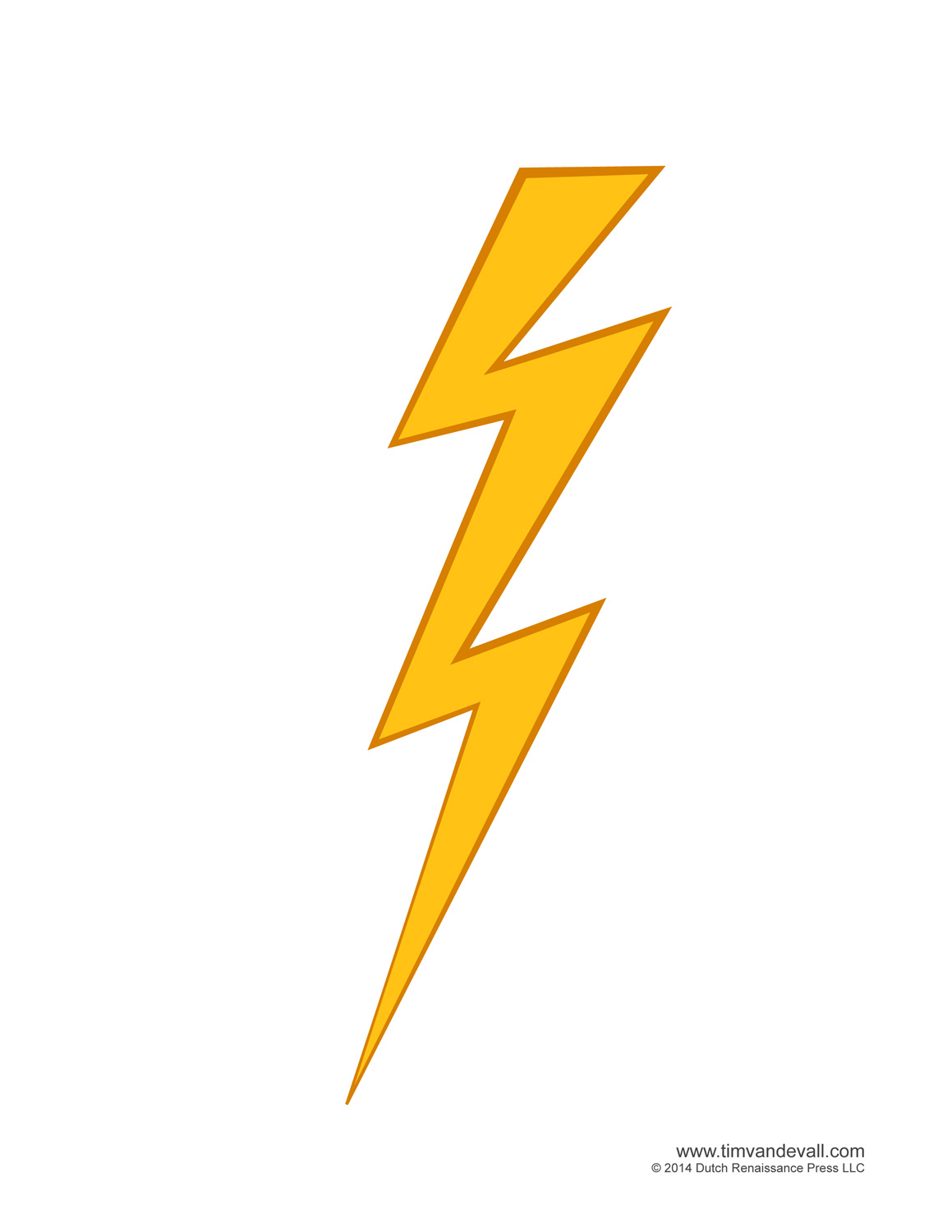 Lightning clipart printable. Bolt station