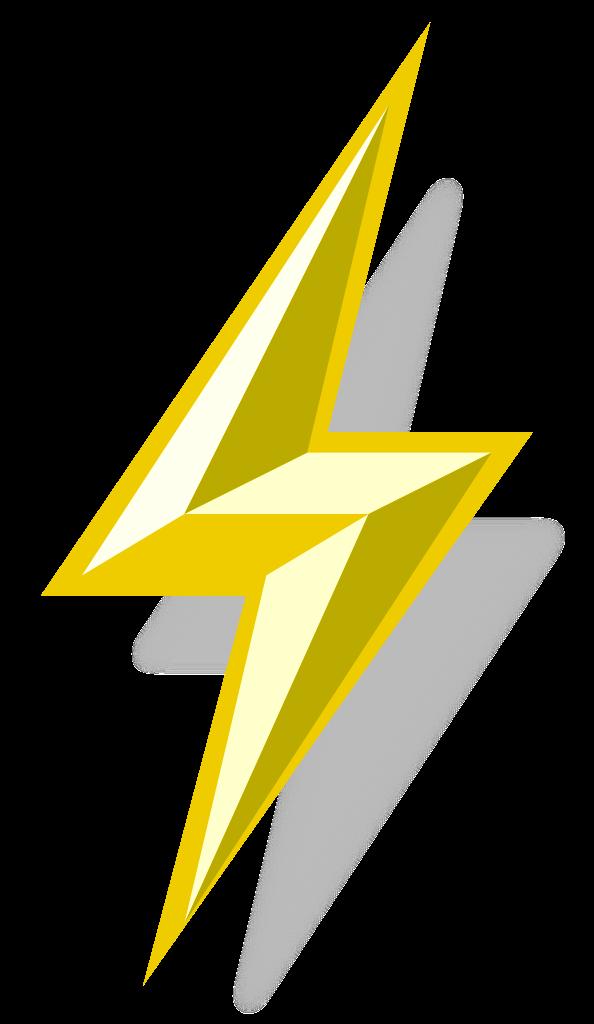 Bolt clip art png. Lightning clipart printable