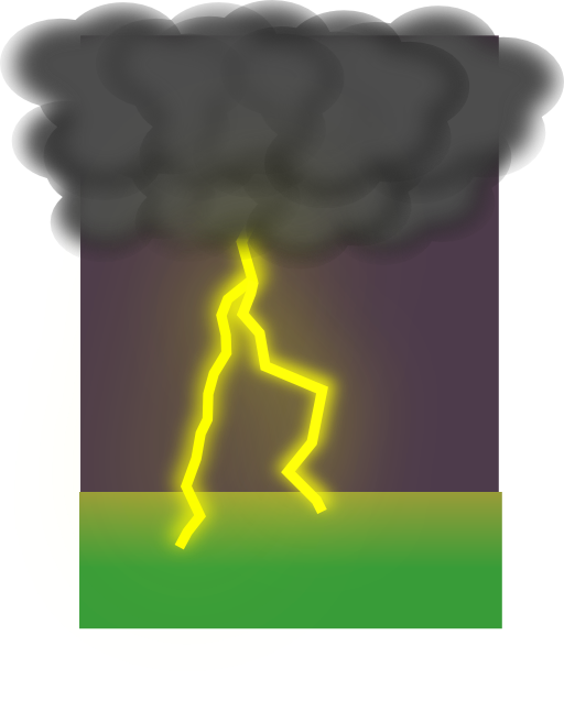Lightning clipart royalty free. Clouds and i public