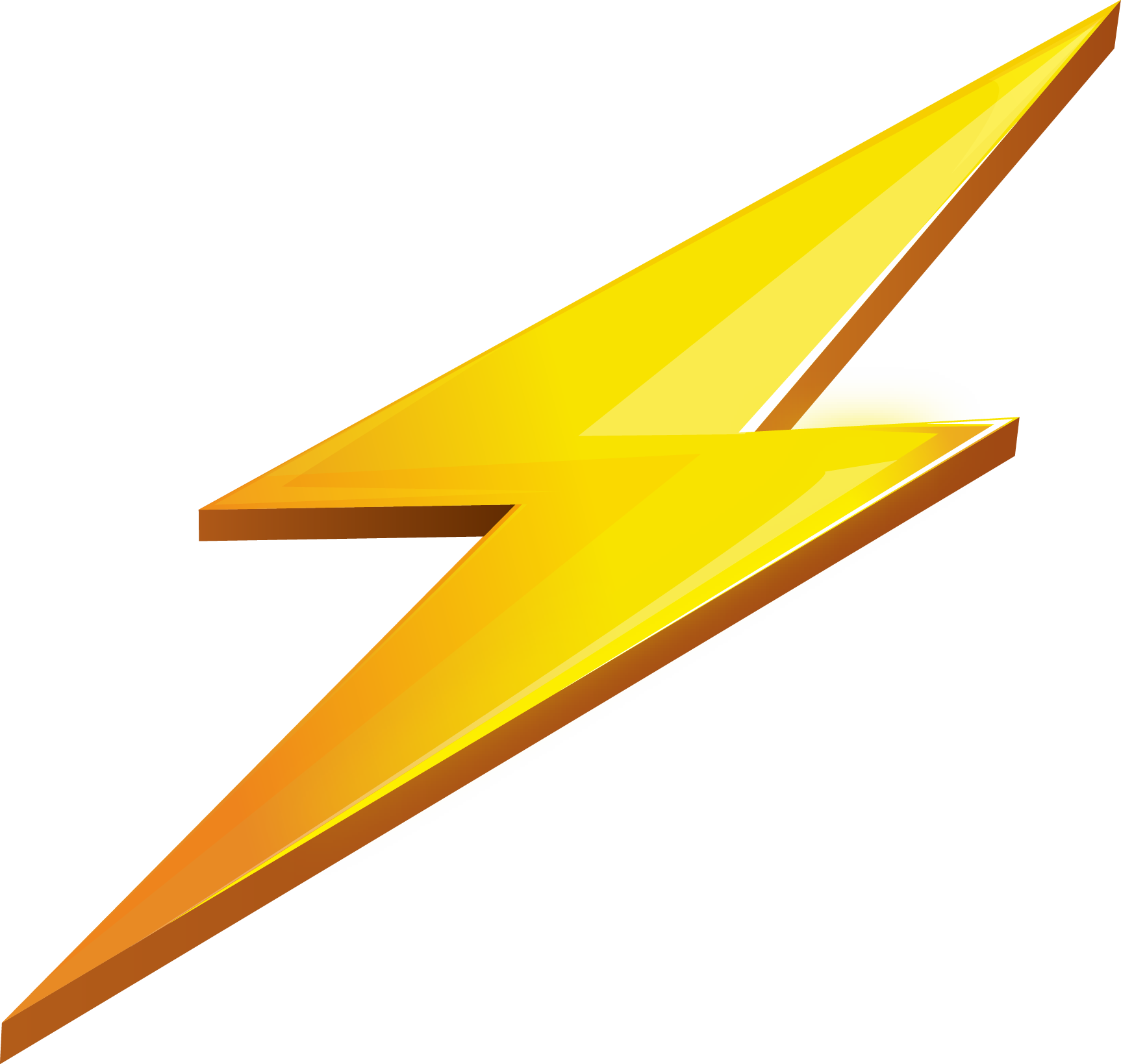 Lightning clipart transparent background.  collection of png