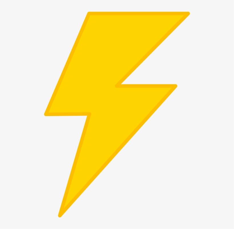 Backround bolt . Lightning clipart transparent background