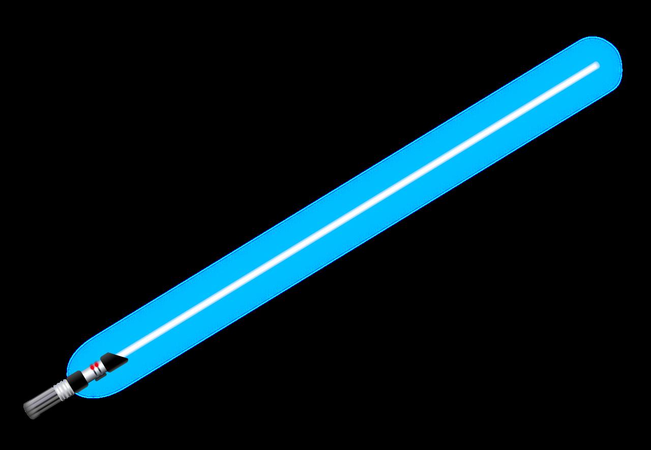 File lightsaber blue svg. Starwars clipart light saber