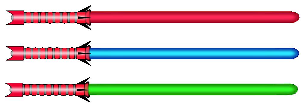 Onlinelabels clip art single. Lightsaber clipart cross