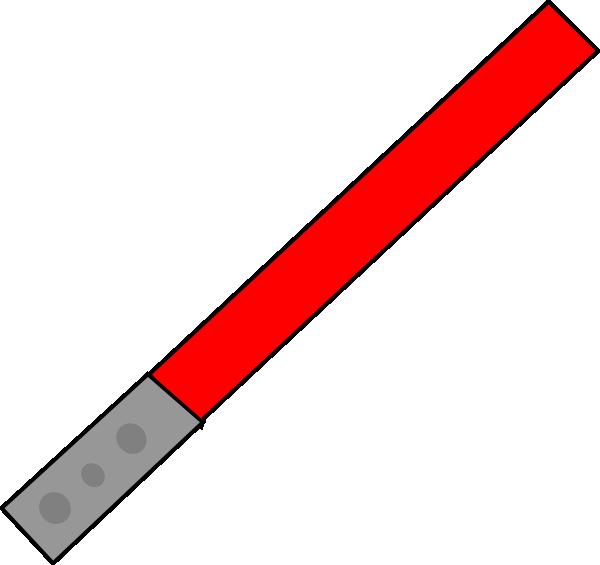 Red saber clip art. Lightsaber clipart real