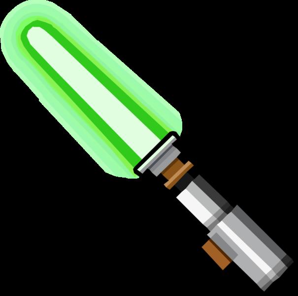 Lightsaber clipart real. Image starwars emote png