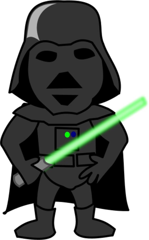 Star wars clip art. Starwars clipart animated