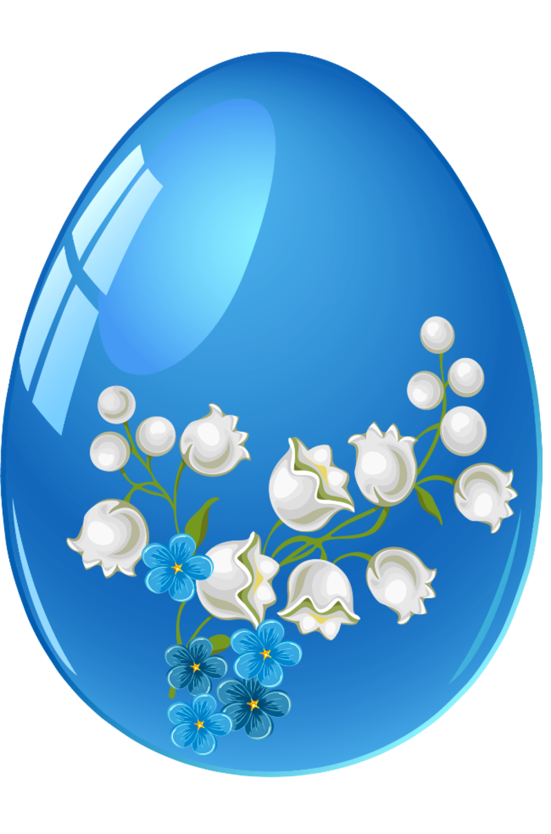 Lily clipart easter egg, Lily easter egg Transparent FREE ...