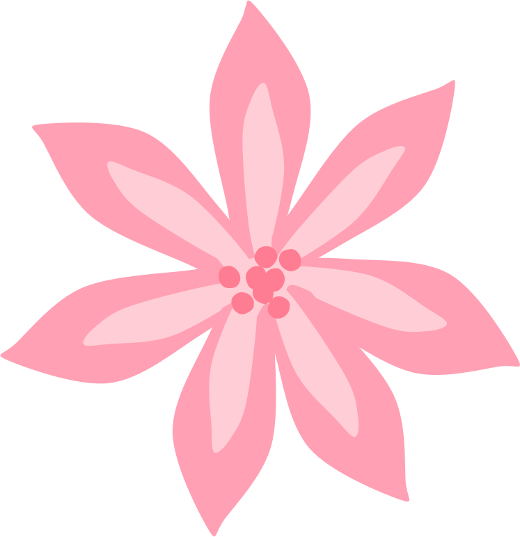lily clipart pink lily