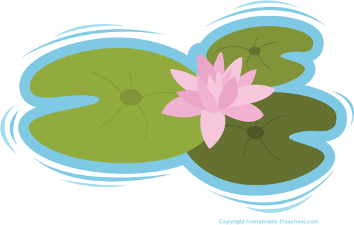 Download free png pad. Lily clipart single