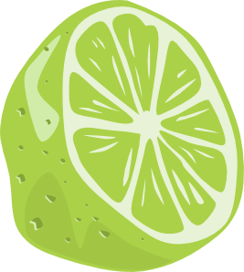 . Lime clipart