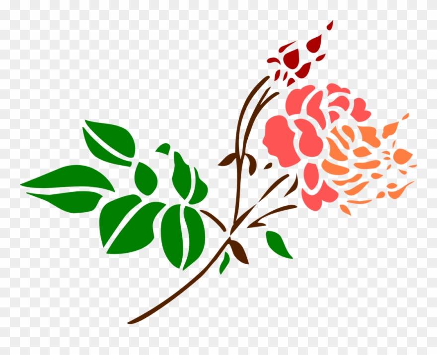 Floral design Flower Line art Watercolor painting , flower transparent  background PNG clipart   HiClipart