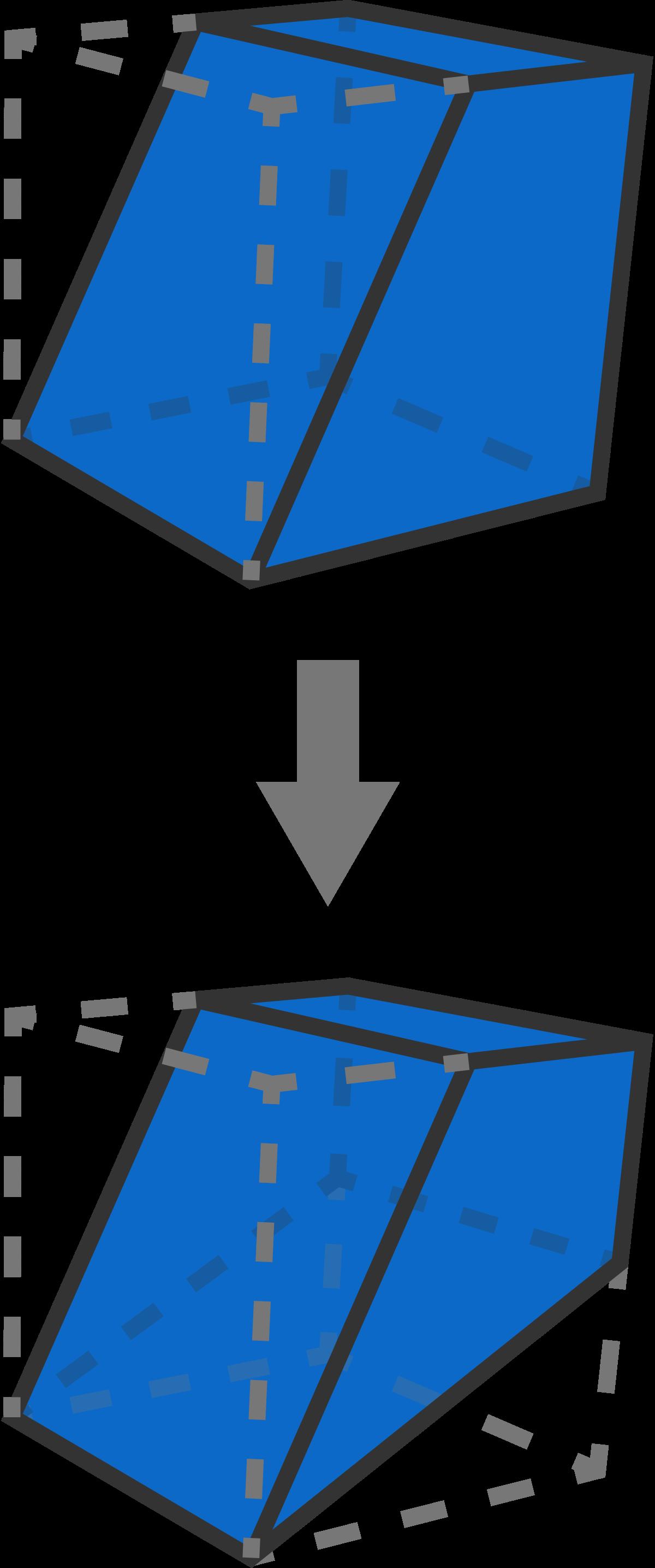 Line clipart line segment. Geometry problem chopping up