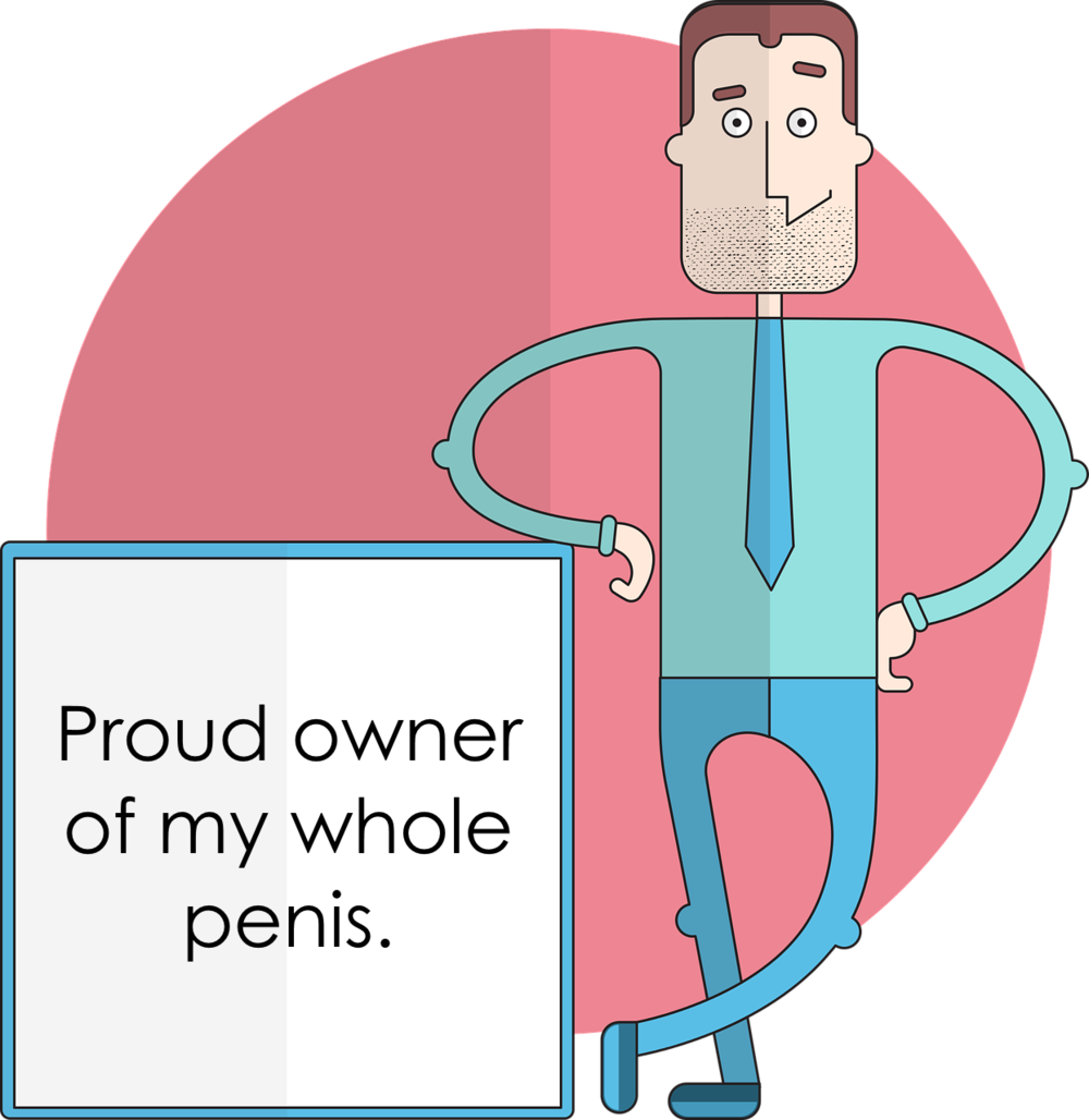 Collection of free circumcised. Line clipart modern