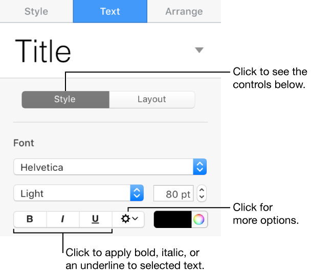 One clipart bold. Keynote for mac add