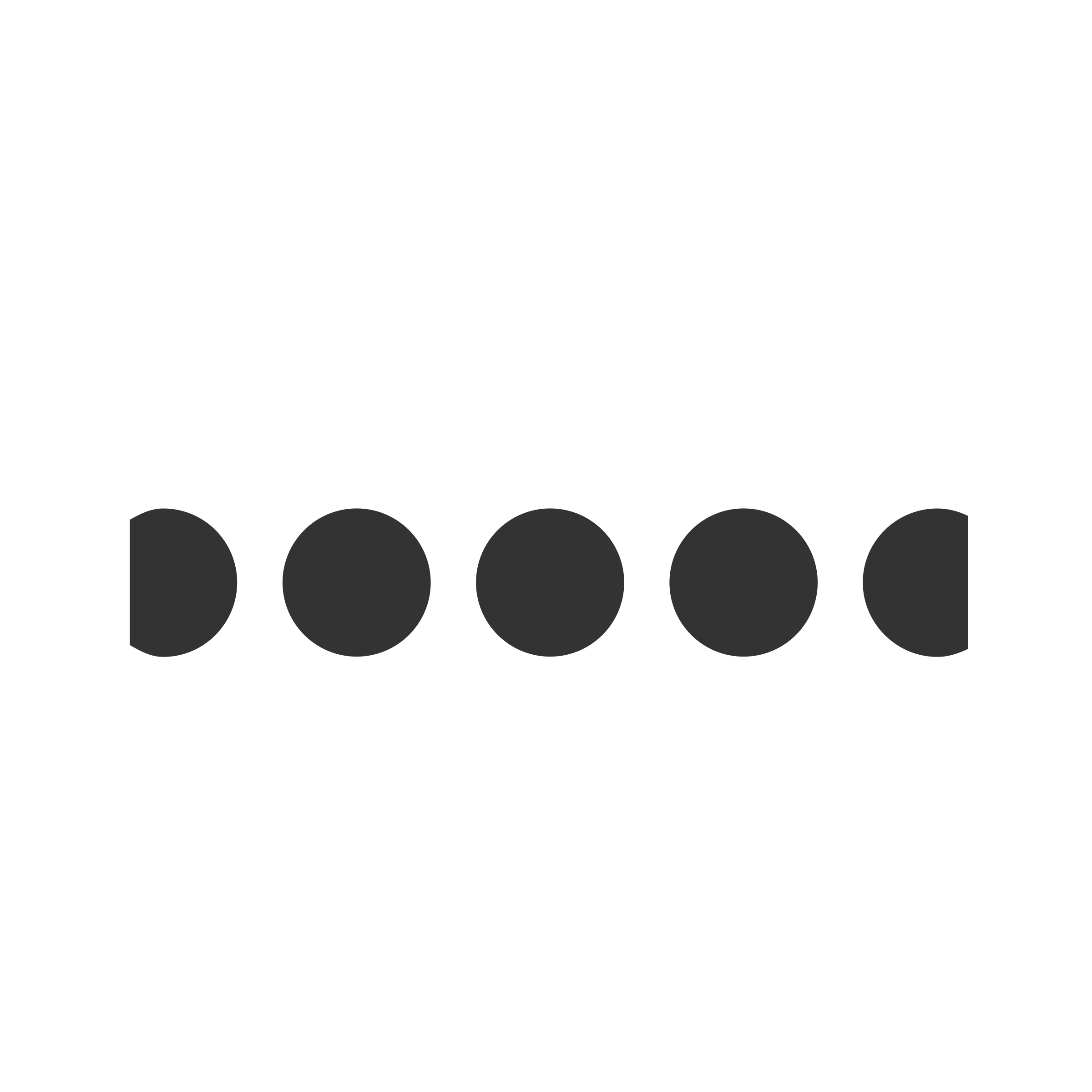 Line polka free collection. Dot clipart row dot