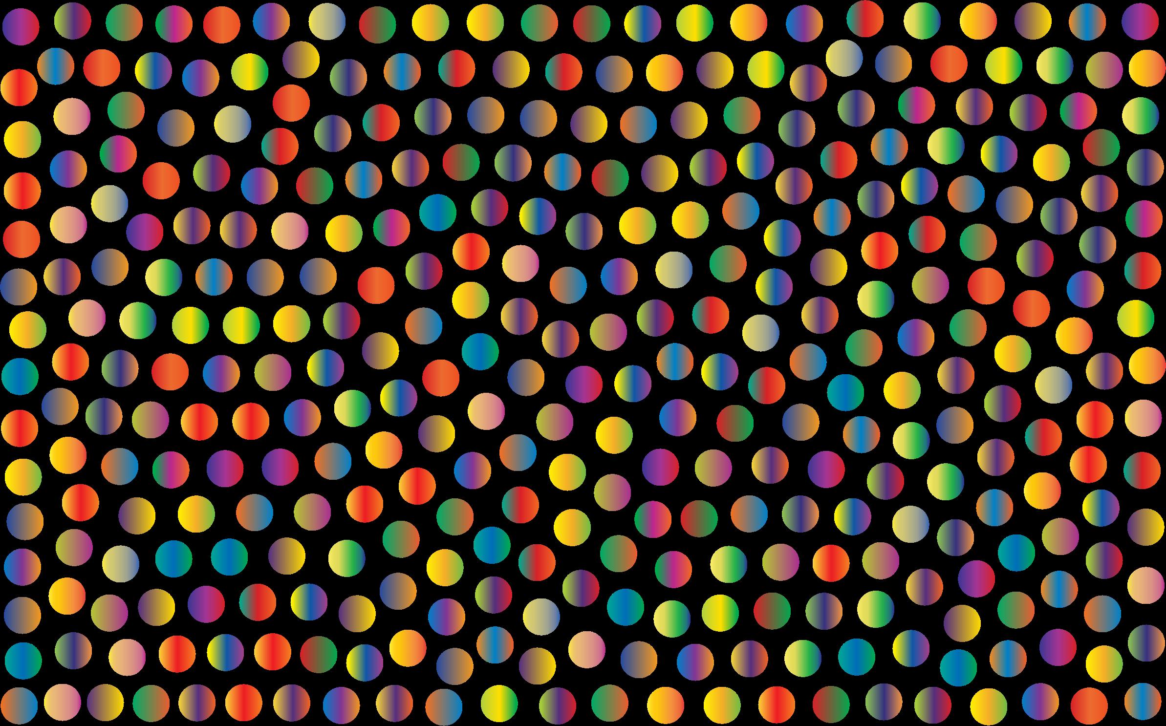 lines clipart polka dot
