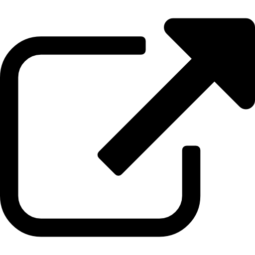 External symbol free interface. Link icon png