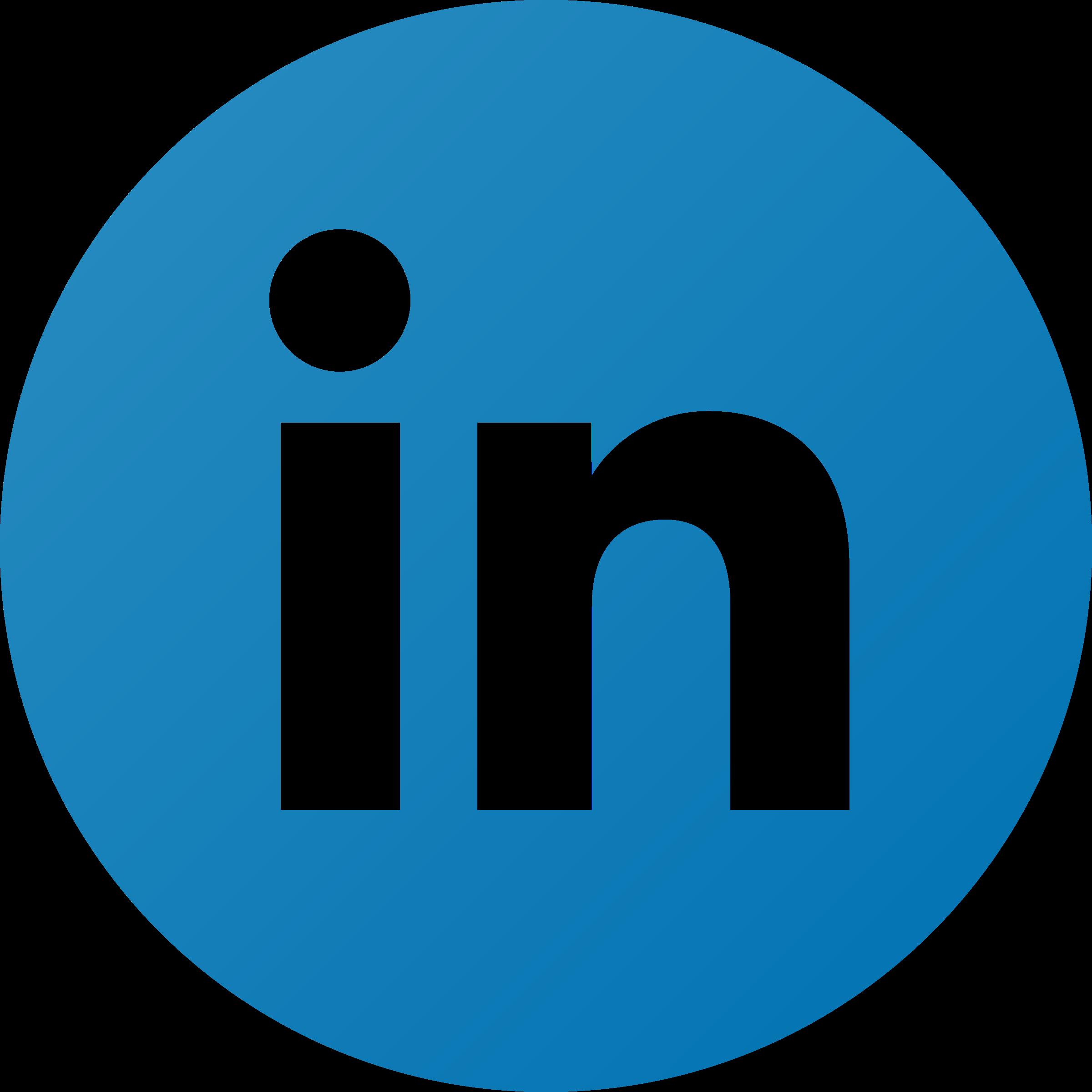 Logo transparent svg vector. Linkedin icon png