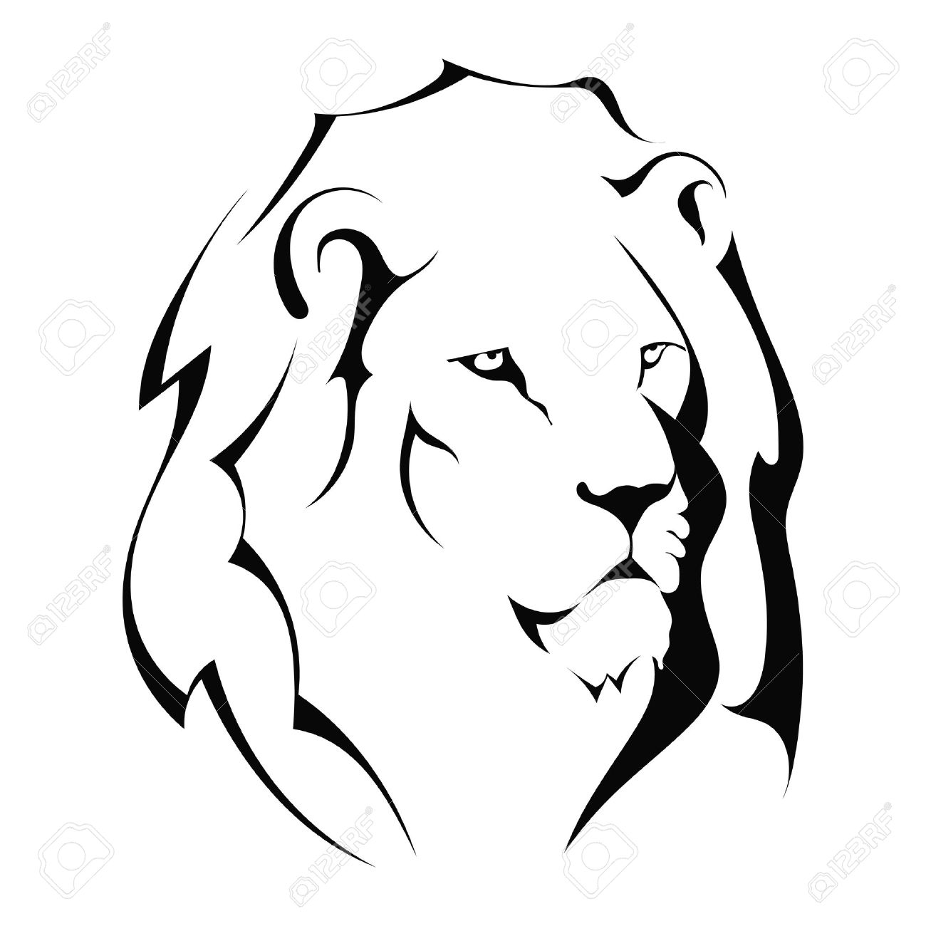 Lion clipart loin. Collection of free download