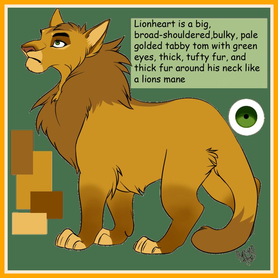 Warrior clipart orange. Best lionheart by purespiritflower