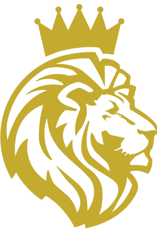 Brand guide conversion kings. Lion vector png