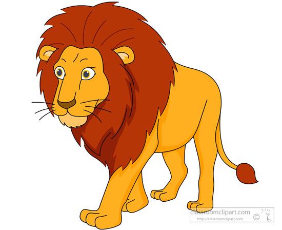 Clipart lion. Free clip art pictures