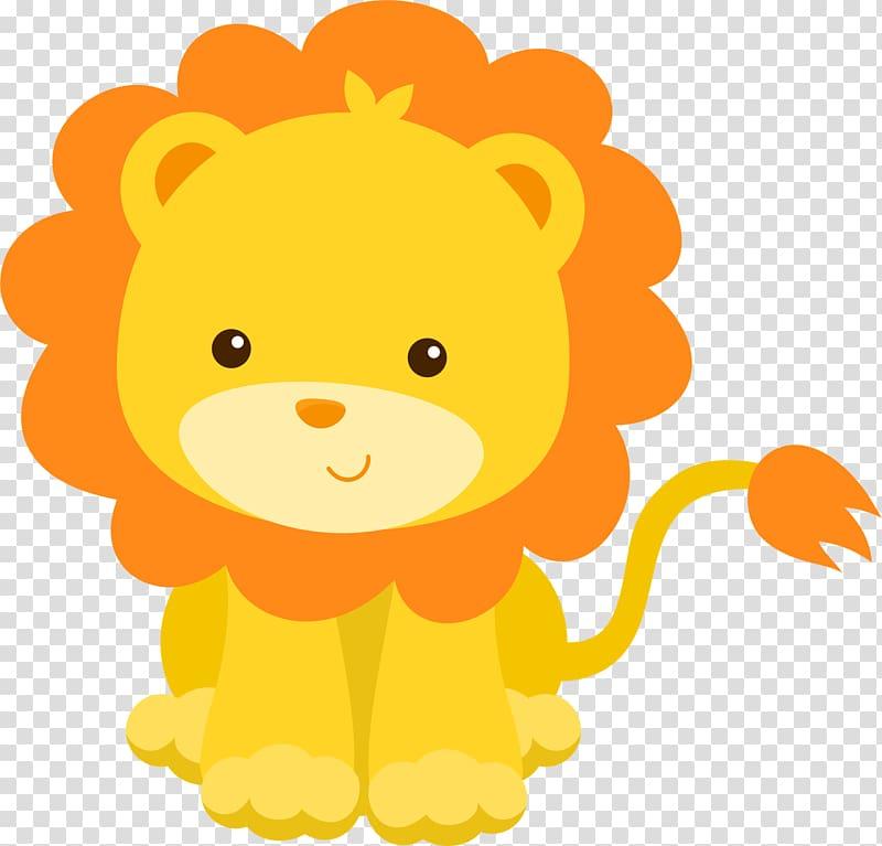 Lion infant shower child. Lions clipart baby boy