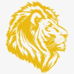 Lions clipart golden lion. Realty hassium element transparent