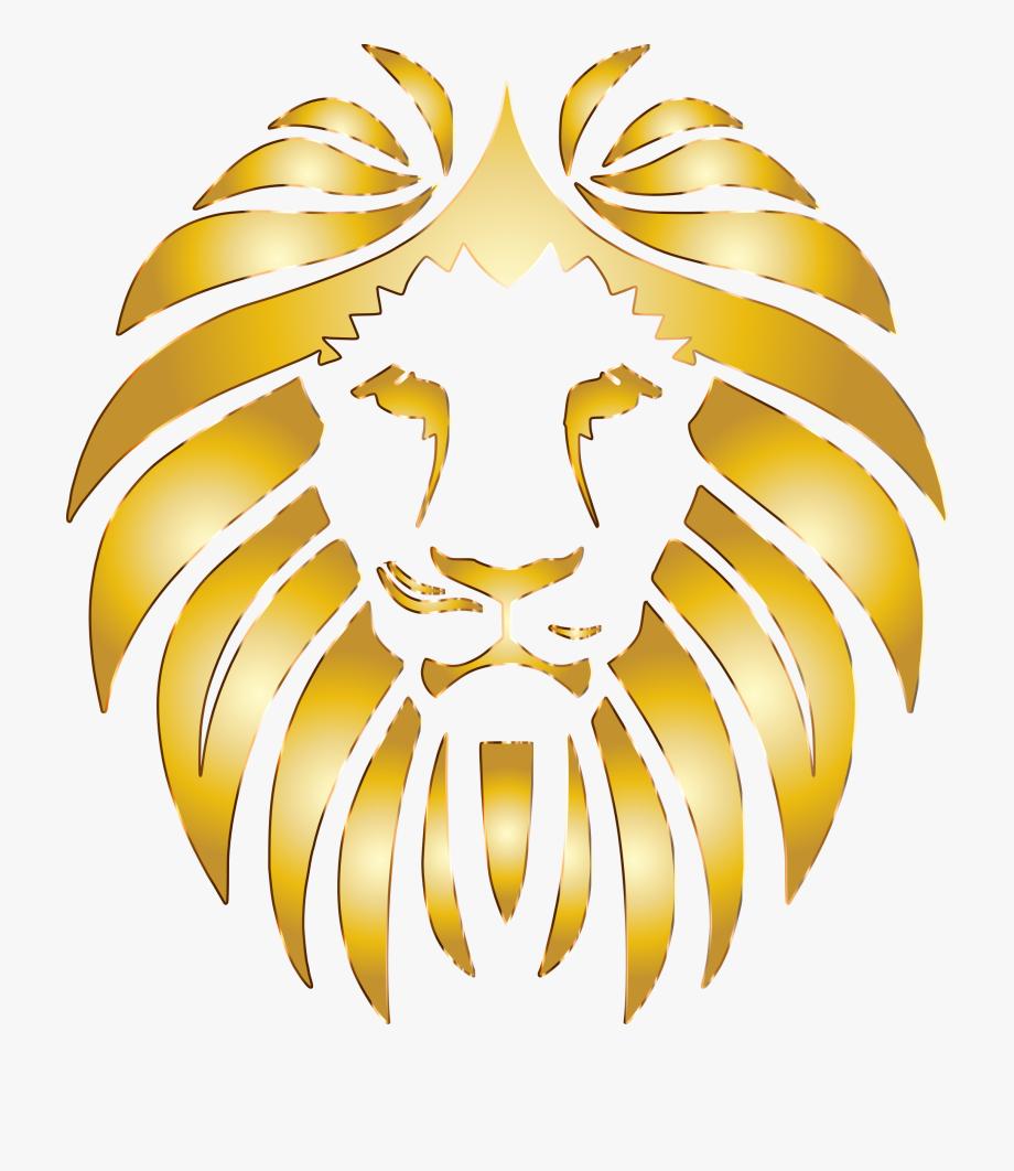 Mountain gold gahanna east. Lions clipart golden lion