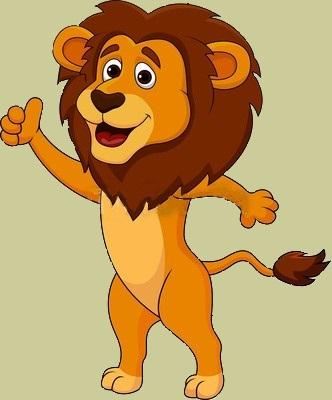Lion x free clip. Lions clipart simple