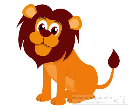 Free clip art pictures. Clipart lion
