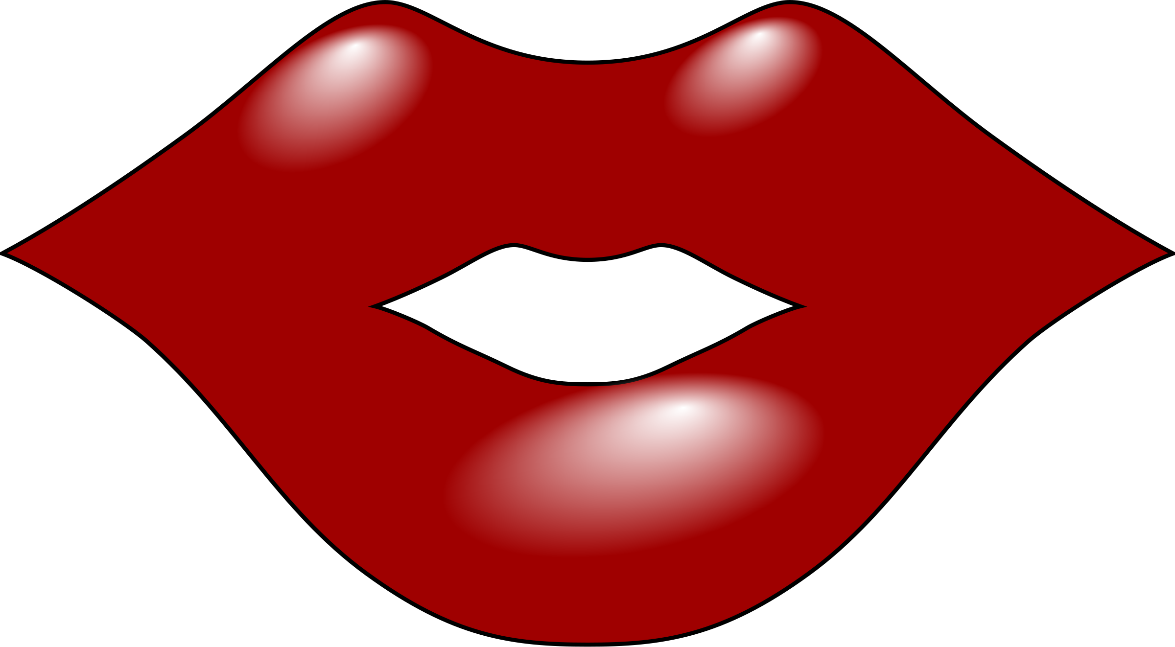 moving clipart mouth