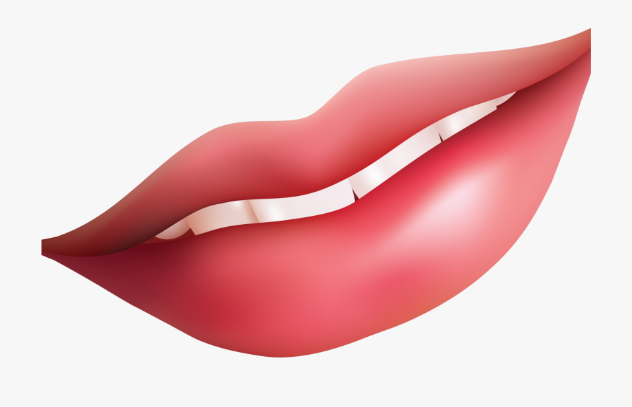 Cartoon lips png . Clipart mouth realistic