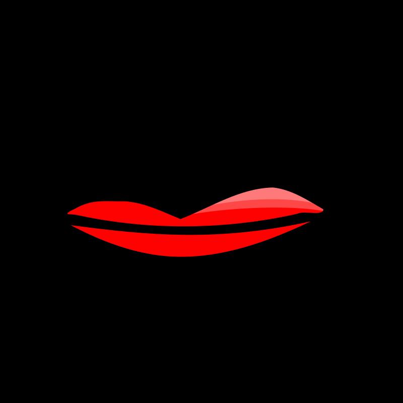 Mouth clipart illustration. Mardi gras mask clipartmonk