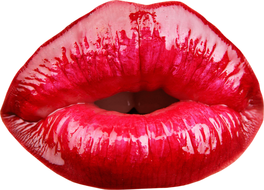 Red lips png free. Lip clipart juicy lip