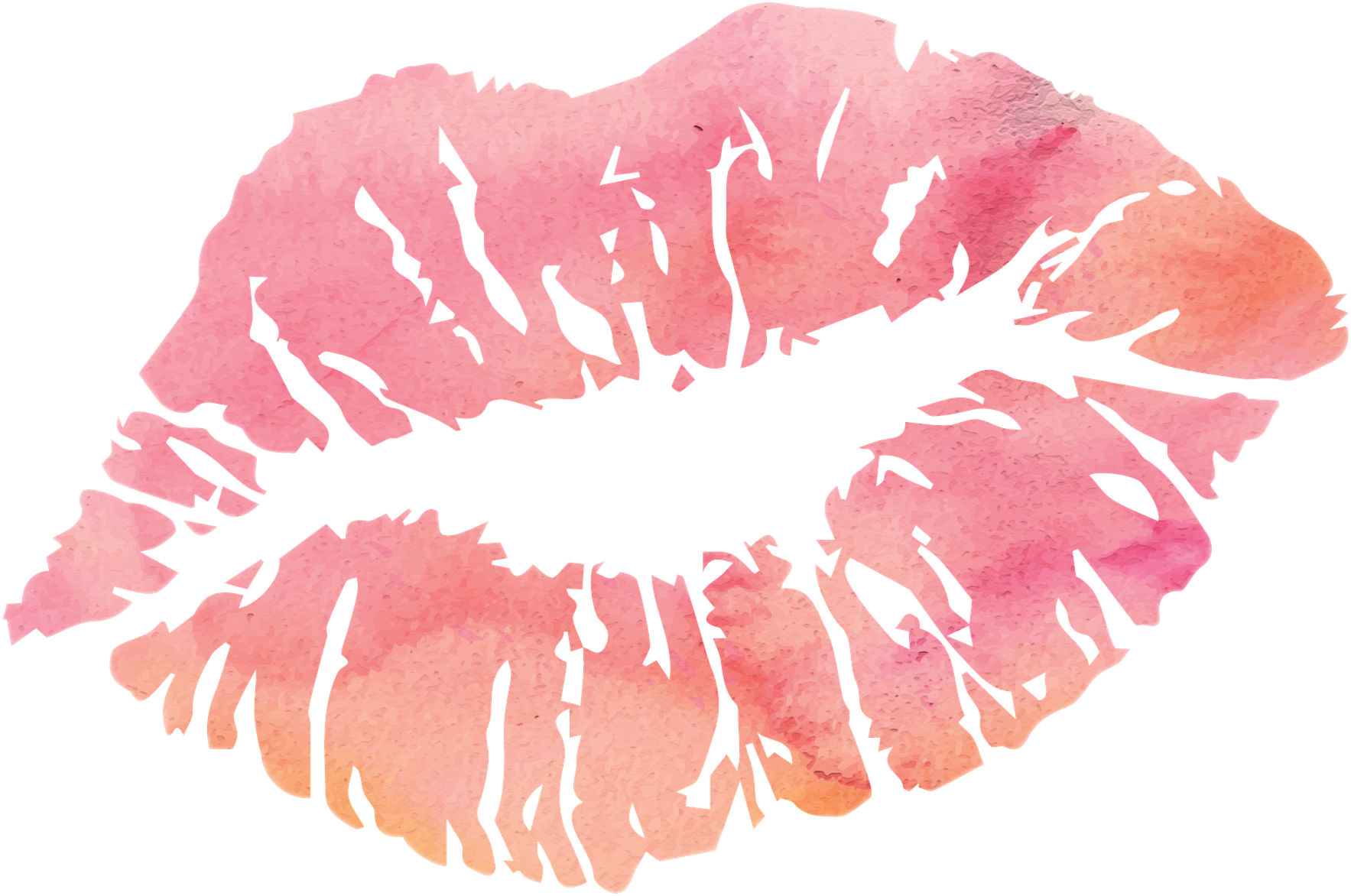 Lipstick clipart lip drawing. Clip art pink lips