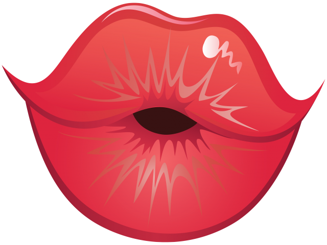 Mouth clipart lip shape. Lips all about free