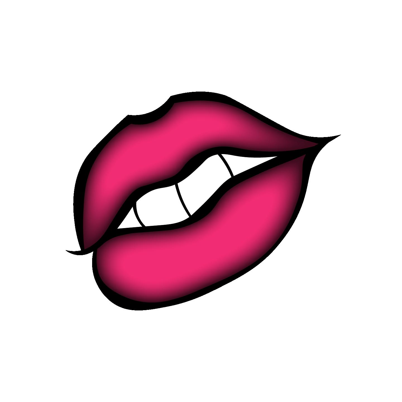 Lips clipart nose. Laura ruesch project feel